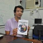 Livro sobre a tecnologia de processamento de informações de satélite aplicadas à Meteorologia será lançado na Bienal