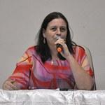 Vice-reitora Rachel Rocha fala sobre a universidade e o 2º Caiite