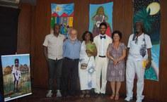 Nadir Nobre e seus convidados