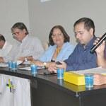 Educadores de escolas públicas participam da aula inaugural do curso de prevenção ao uso de drogas