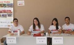 Equipe da organização do evento