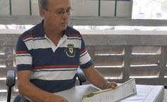 Pesquisador João Nunes comemora conquista