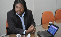 Representante nacional da FCP, Alexsandro Reis