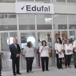 Nova sede da Edufal é inaugurada com festa de livros e música