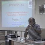 Consultor discute implantação de programa para fortalecer a pós-graduação na Ufal