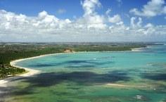 Área de proteção ambiental na costa dos corais (foto-ICMBIO)