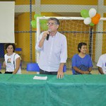 Ufal leva esporte e lazer para comunidades vizinhas