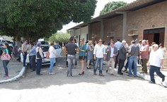 Calourada é prestigiada pela comunidade universitária