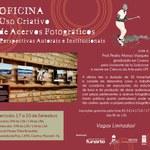Museu Théo Brandão promove oficina sobre uso criativo de acervos fotográficos