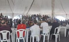 O debate foi organizado pelo DCE e pelo Observatório Jurídico
