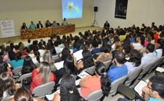 Abertura da 3ª Semana Internacional de Pedagogia
