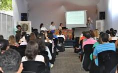 Auditório temporário na Praça da Paz homenageou o educador Paulo Freire