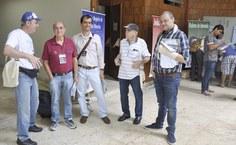 Astrônomos amadores e amantes da astronomia compõem público do evento