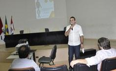 Ulysses Cortez, coordenador do programa Ufal Debate Grandes Temas