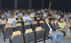 Plateia reuniu estudantes, professores, gestores e representantes de diversas instituições parceiras
