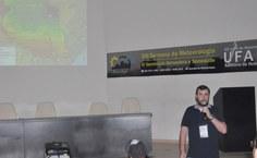 Palestra de abertura apresentou os trabalhos da Sala de Alerta da Semarh