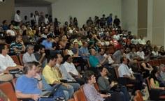 Segmentos universitários participam do lançamento