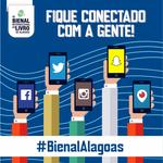7ª Bienal de Alagoas aposta nas redes sociais para interagir com o público