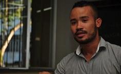 Diretor de projetos do ILA, Islânio Santiago, e um dos palestrantes do curso
