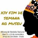 Fim de Semana no Museu tem programação voltada à cultura negra