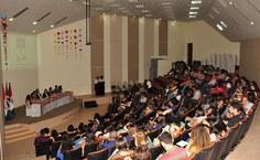 Evento reuiniu desde pioneiras do Serviço Social a estudantes recém ingressos no curso