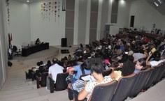 Estudantes, professores e pesquisadores participaram do evento
