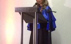 Elvira Barreto, professora da FSSO