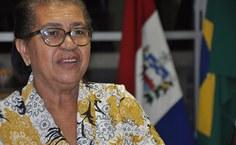 Professora da FSSO e coordenadora geral do CapacitaSuas na Ufal, Margarida Santos