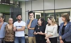 A Pró reitora Estudantil, Silvana Medeiros, explicou sobre a volta do projeto do Cidi