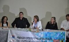 Convidados discutiram diversos temas sobre a dívida pública