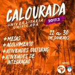 Calourada tem programação diversificada para receber novos estudantes da Ufal