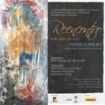 'Reencontro' traz a poética de Patrícia Melro à Pinacoteca