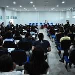 Calourada no Campus A.C Simões lota auditório nos três turnos