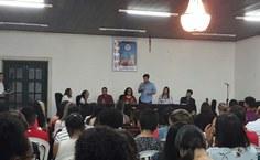 Fórum aconteceu na Casa da Aposentadoria, em Penedo. Foto: Ascom Prefeitura Penedo
