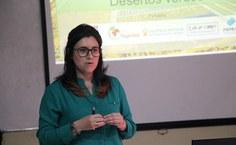 Professora Mariah Tenório