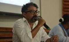 O reitor da Uneal, Clébio Rodrigues, saudou a SBPC Afro e Indígena