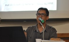 Professor Gilberto Ferreira trouxe dados sobre a questão indígena em Alagoas