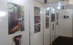Negras e indígenas em destaque na exposição