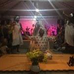 Desfile de moda Afro-In chama atenção pela beleza das peças da cultura afro
