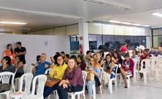 Educação no Ceará lotou auditório