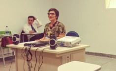 Professora Eloysa Cabral - UFLA