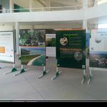 Exposição 'Mergulhe na APA Costa dos Corais!' acontece no  ICBS durante as atividades da SBPC