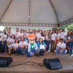 Feira de ciências da educação básica premia estudantes na SBPC Jovem