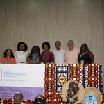 Grande público participa de mesa-redonda sobre literatura africana e afro-brasileira