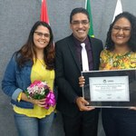 Grupo de pesquisa recebe Comenda por serviços prestados