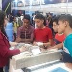 Ifal Palmeira dos Índios apresenta pesquisas com resíduos da construção civil na SBPC