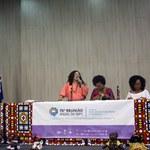 Movimento de Mulheres negras é destaque em conferência