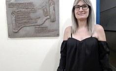 Lídia Baungartem, professora do ICHCA - Ufal