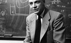 Richard Feynman, Nobel de Física. (Foto: reprodução da internet)