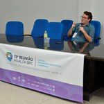 Participantes da SBPC Alagoas conhecem projeto de observatório terrestre